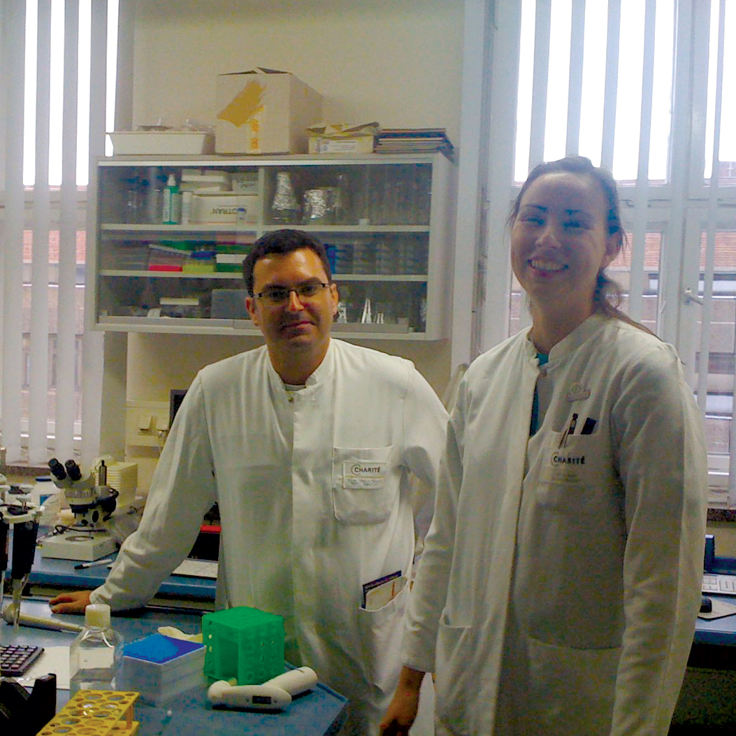 Experimental Dermatology Lab, Department of Dermatology, Venerology and Allergy, Charité-Universitätsmedizin Berlin